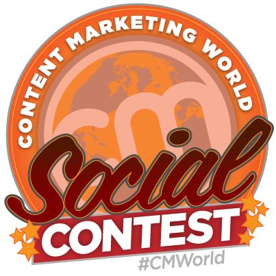 Content Marketing World | CMWorld 2014 Social Contest!