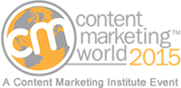 Logo Content Marketing World