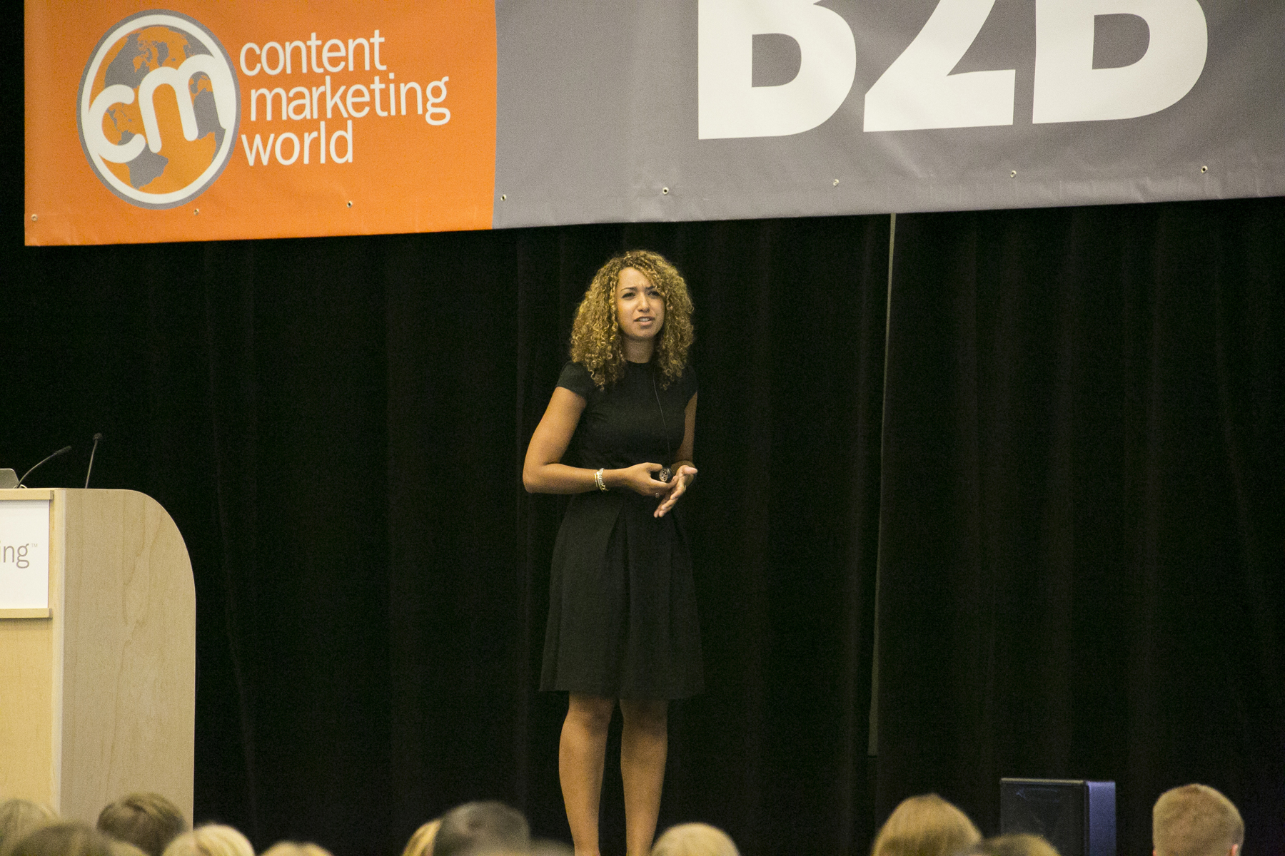 Katrina Craigwell: How GE Determines What Channels Make the Most Impact [#CMWorld Recap]