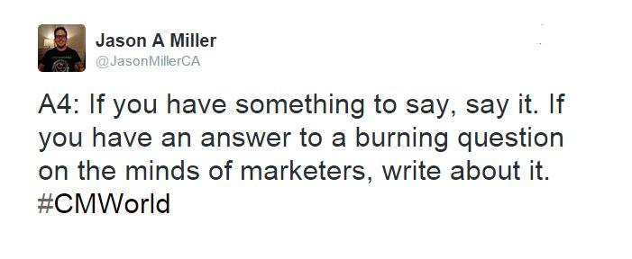 Jason Miller tweet