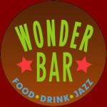 Wonder-logo with color border