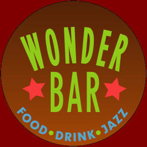 Wonder-logo with color border
