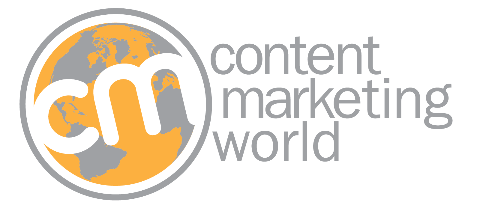 content marketing world logo