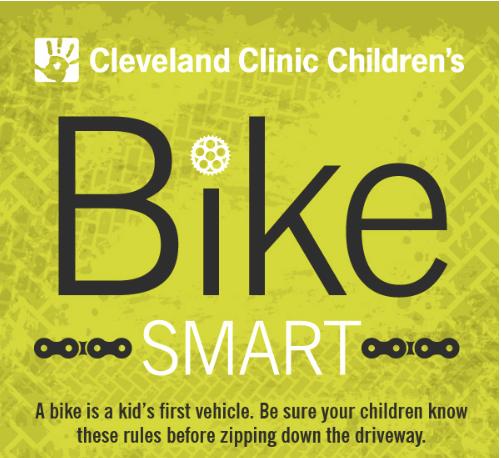 Cleveland Clinic bike smart