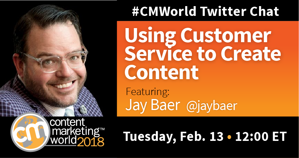twitter chat with jay baer jay is the founder of convince and convert and author of hug your haters what follows is a brief recap of our discussion