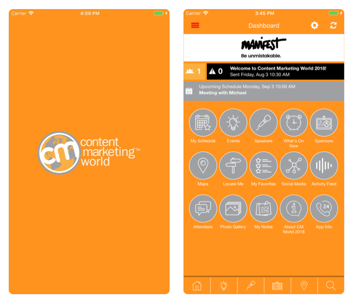 5 Apps All Content Marketing World Attendees Should Download Right Now Content Marketing World