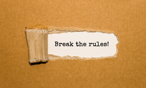 Want More Creative Content Ideas? Break These 6 'Rules' Content Marketing World 1
