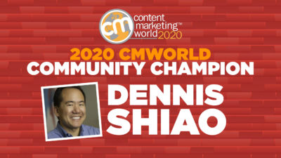 - Content Marketing World Top Award Winners Celebrated at CMWorld Content Marketing World 4