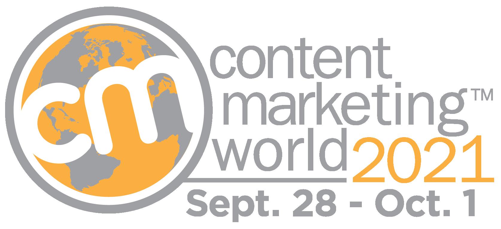 Logo Content Marketing World